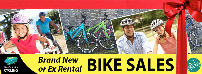 Bikes sales for Christmas - the best bike sales in malahide