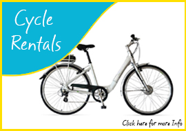Bike Rentals in Dublin, Get out & about and see Dublin on bike