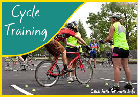 Cycle Training availabel to get you fit & healthy. Courses available